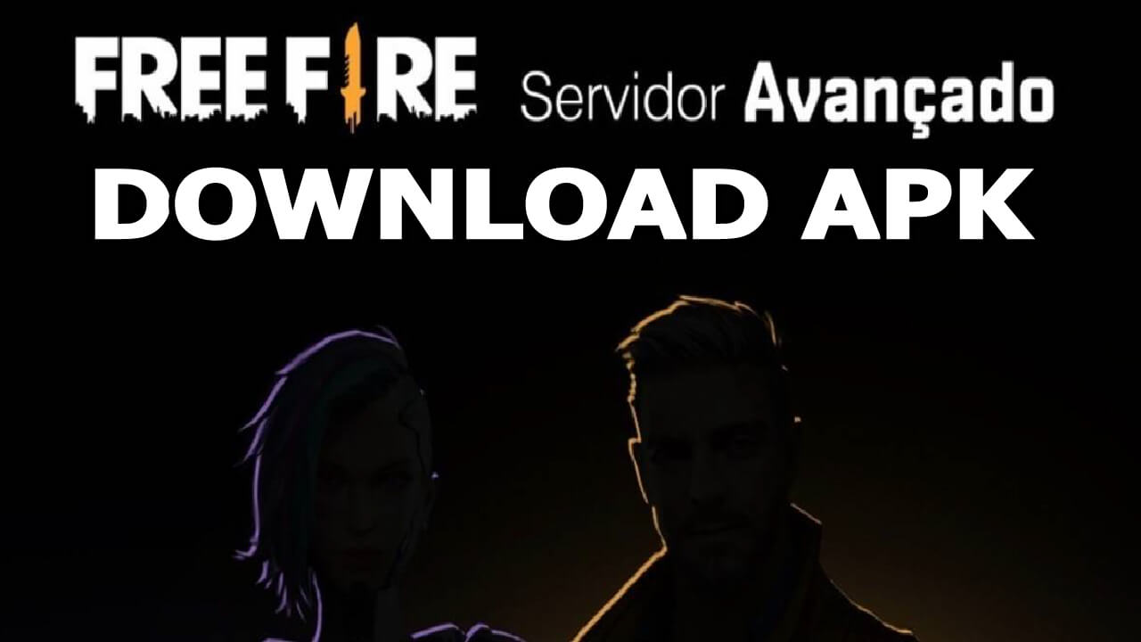 Download APK servidor avançado Free Fire 2019