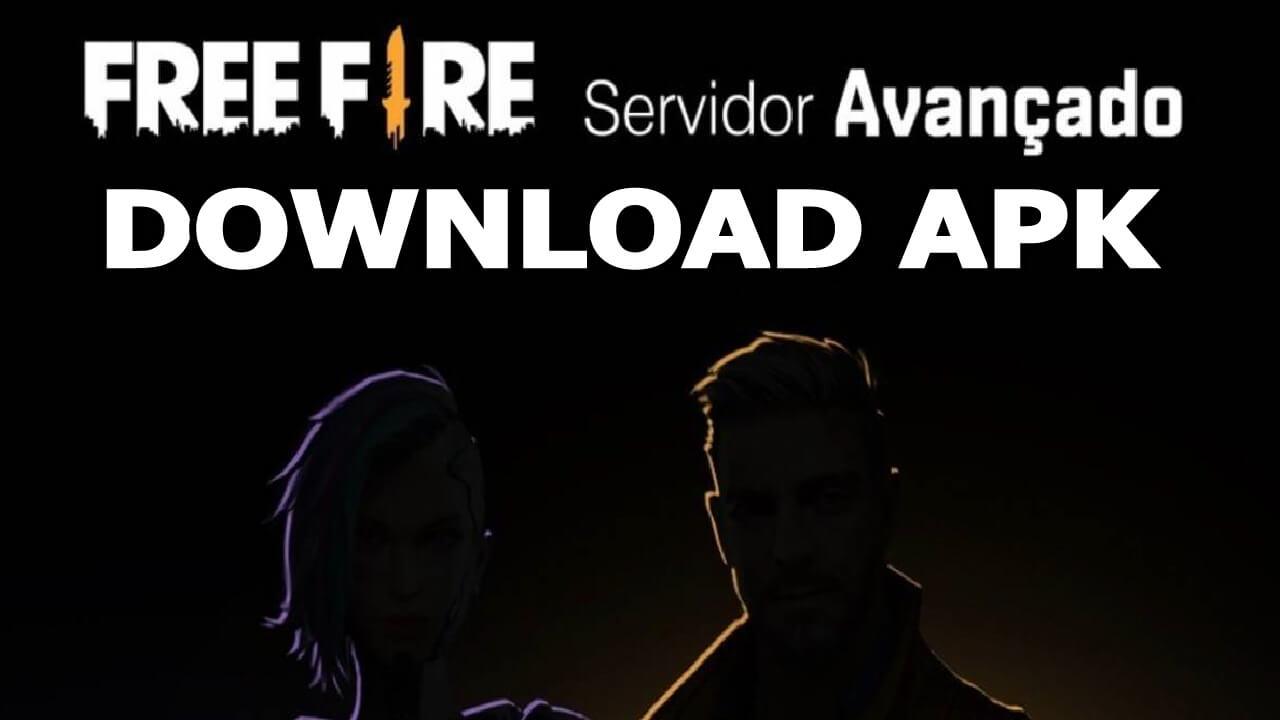 Download APK servidor avançado Free Fire 2019