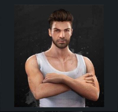 Adam Personagem Inicial Free Fire