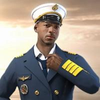 Ford Marinheiro Personagem Free Fire