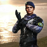 Miguel Tropa Elite Personagem Free Fire