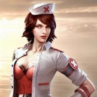 Olivia Enfermeira Personagem Free Fire