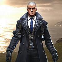 Raphael Mercenario Personagem Free Fire