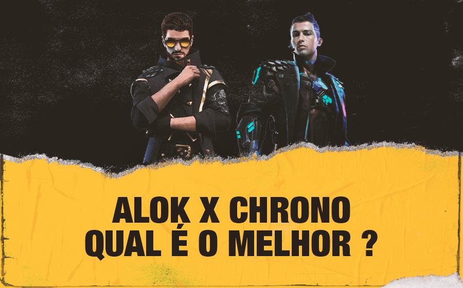 ALOK-X-CHRONO