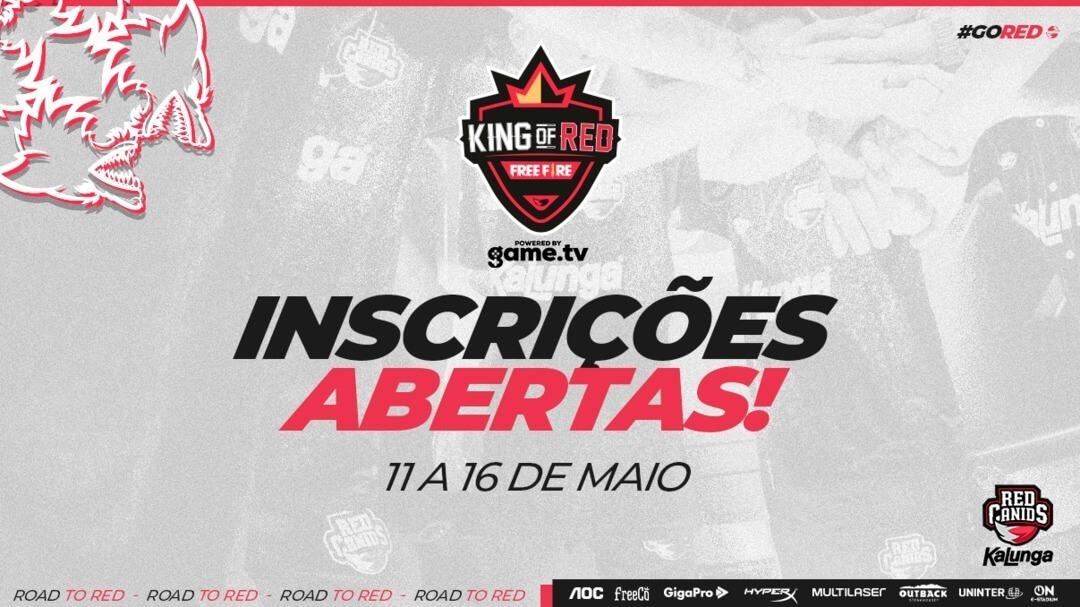 Sonha Em Jogar Na Red ?! As Inscrições Para o King Of Red Estão Abertas 5