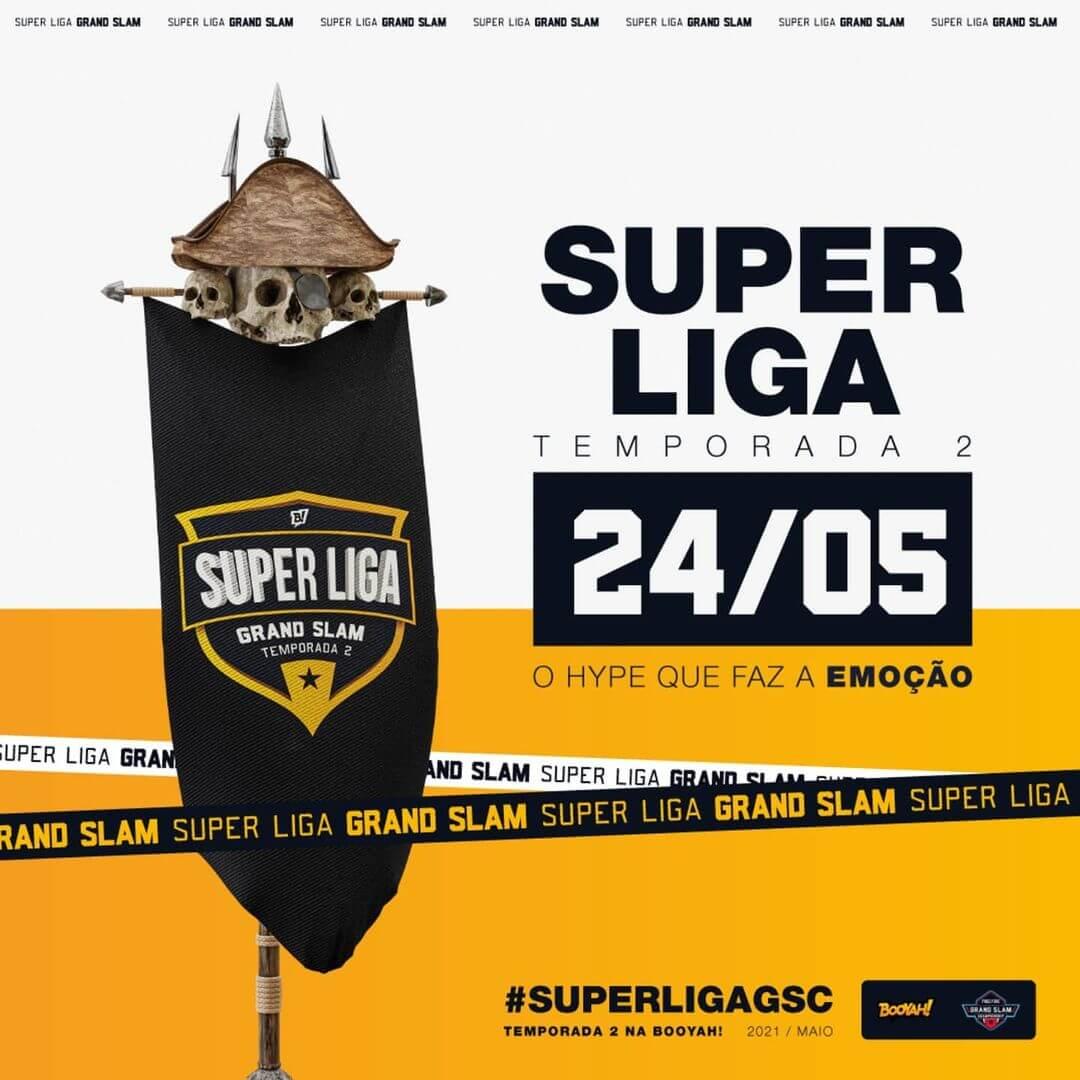 A Season 2 Da Super Liga Começou, Se Liga Nos Grupos e Nos Próximos Jogos Da Competição ! 1