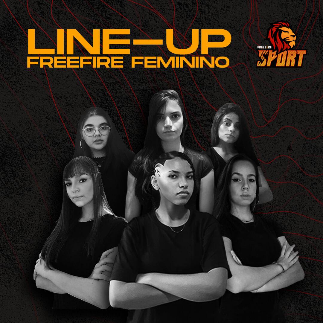 E-Sport Recife Anuncia Line Feminina 1