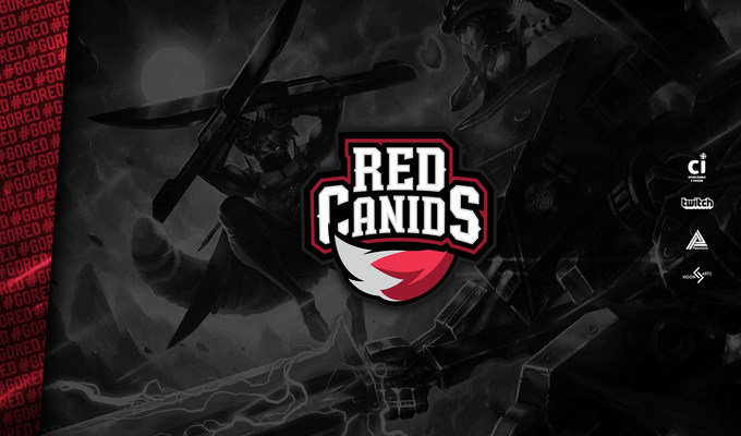 RED CANIDS ANUNCIA SUA LINE EMULADOR DE FREE FIRE