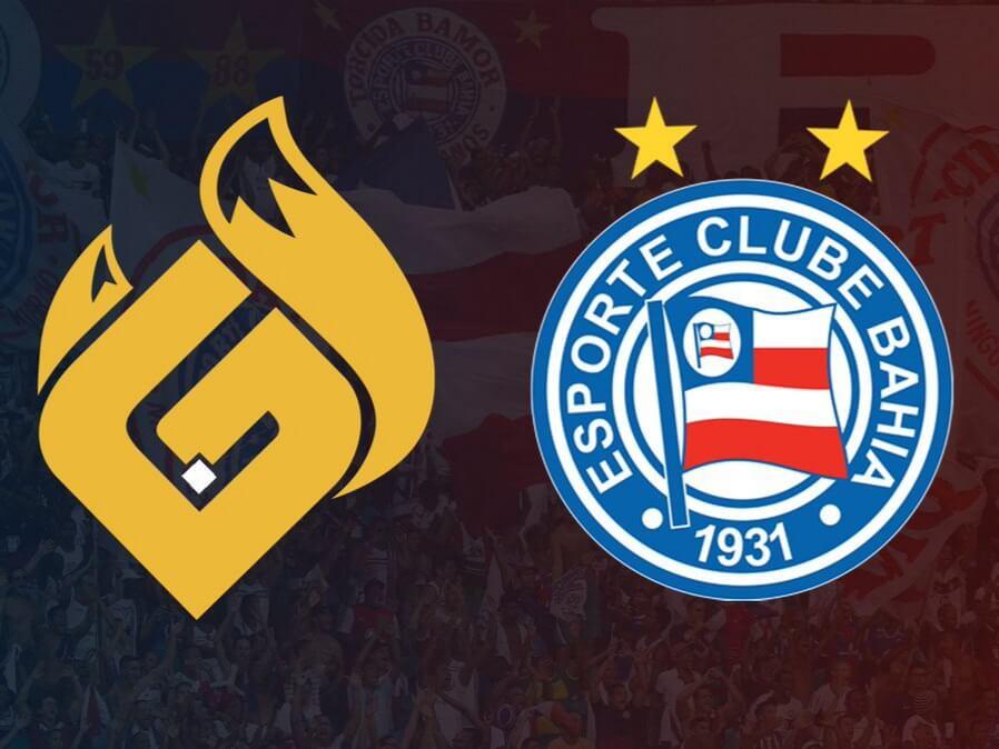 Esporte Clube Bahia Está Jogando a Série B Da LBFF 6