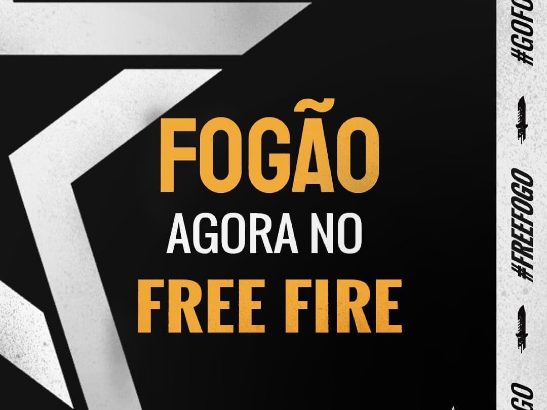 Botafogo Entrará No Free Fire 1