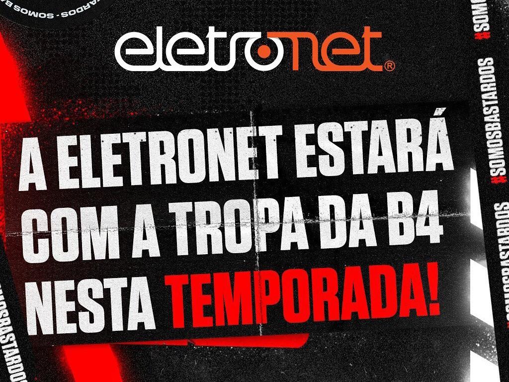 B4 Anuncia Parceria Com a Eletronet 1