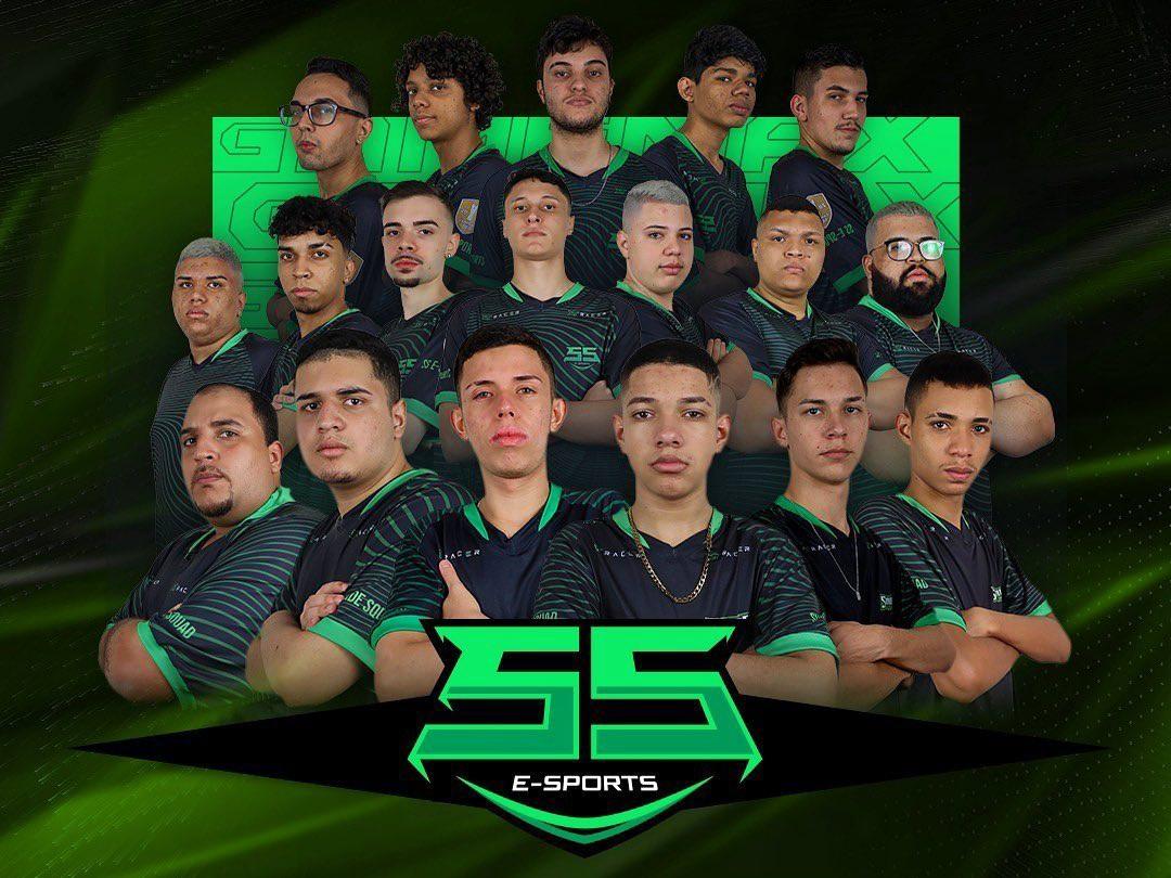 Nova Parceria Da SS E-Sports 1