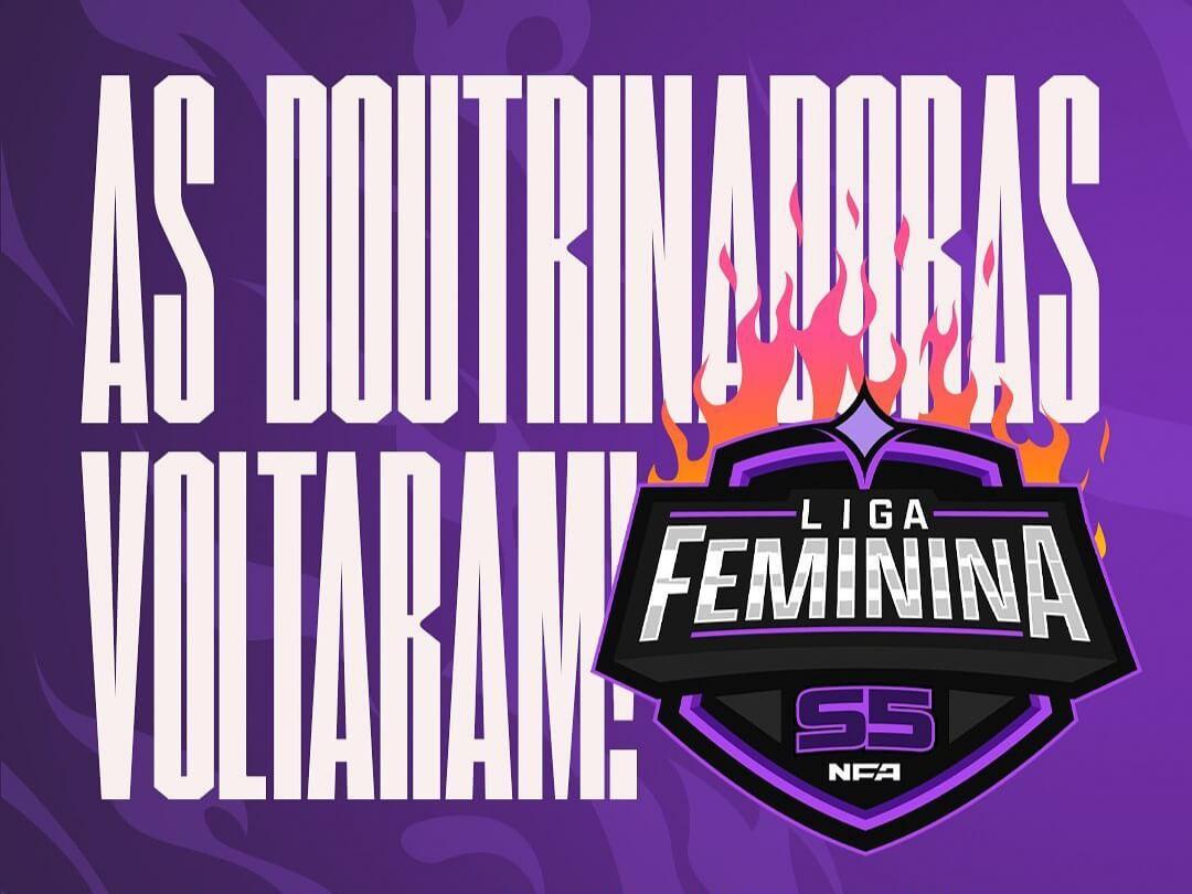 Início NFA Feminina S5