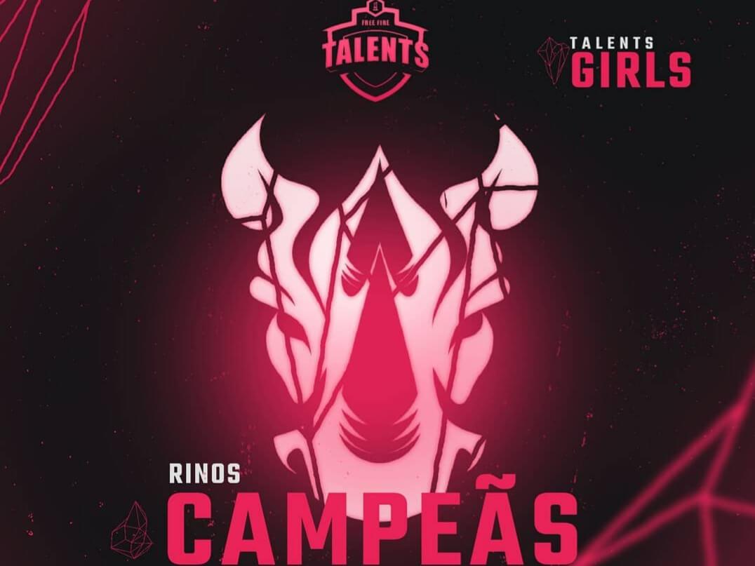 Rinos é a Grande Campeã da Talents Girls 1