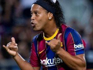 Ronaldinho Gaúcho Terá Equipe No Free Fire