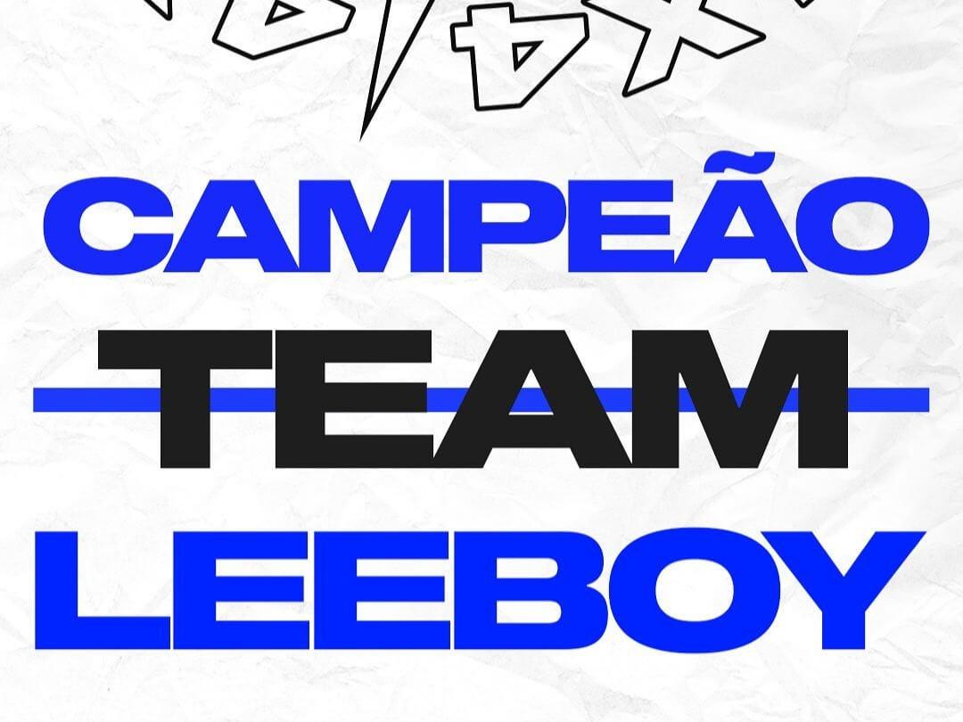 Team Leeboy é Campeão da Levelup Eliminations