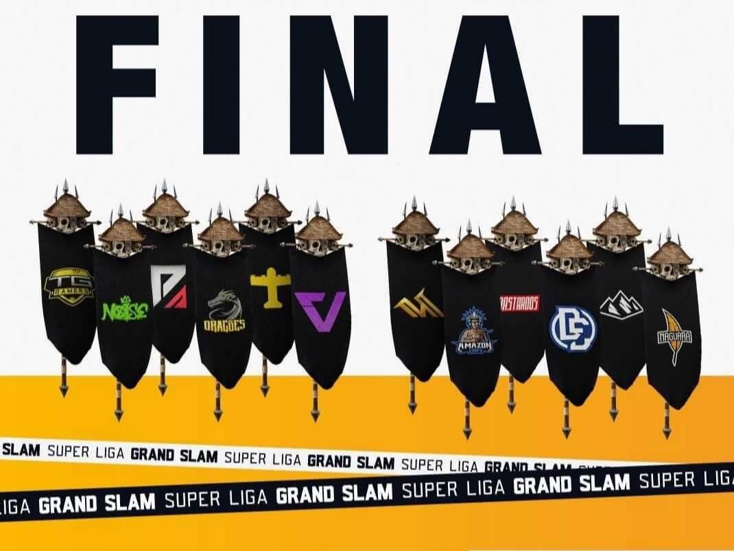 Grande final da Liga GrandSlam