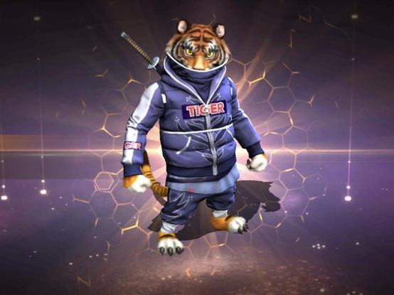 Mestre Trigo Novo Pet Free Fire