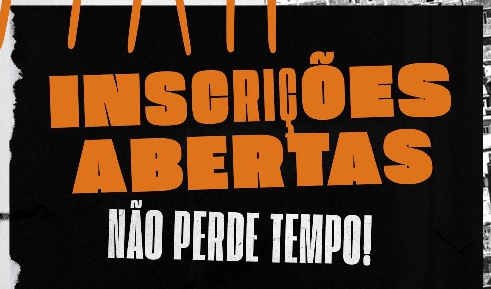 Taça das Favelas Abriu as Inscrições; Veja Como Inscrever Sua Equipe