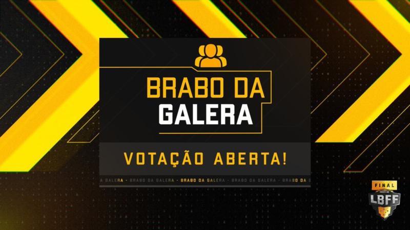 Votação do Brabo da Galera da LBFF 6 Está Aberta; Vote No Seu Jogador Preferido 1